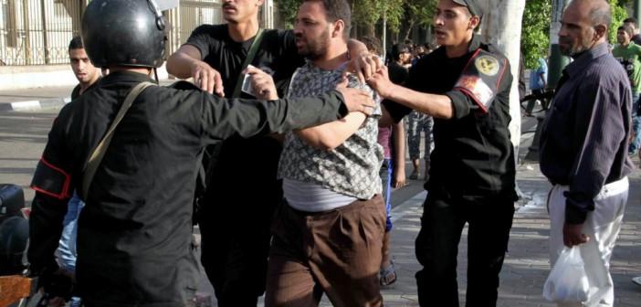 ضبط عضو بالإخوان بعد إطلاقه أعيرة نارية على الأمن في حلوان