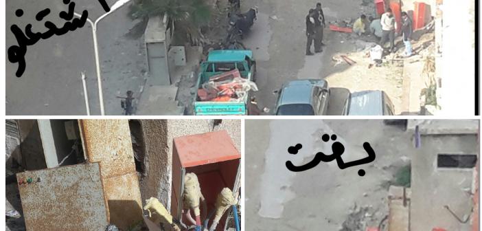 استجابة من رئيس «كهرباء» الإسكندرية لمطالب سكان «شاطىء النخيل»