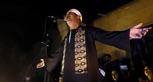 زين محمود.. مُجدد الغناء الصوفي بـ«زمان فابريك»