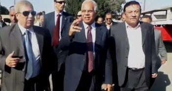 الدكتور جلال السعيد محافظ القاهرة