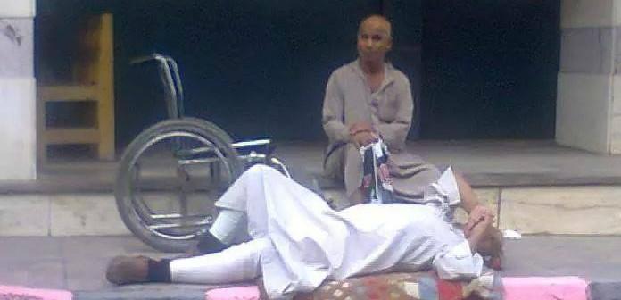 الإهمال يضرب مستشفى النصر للتأمين الصحي بحلوان