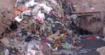 تلال القمامة