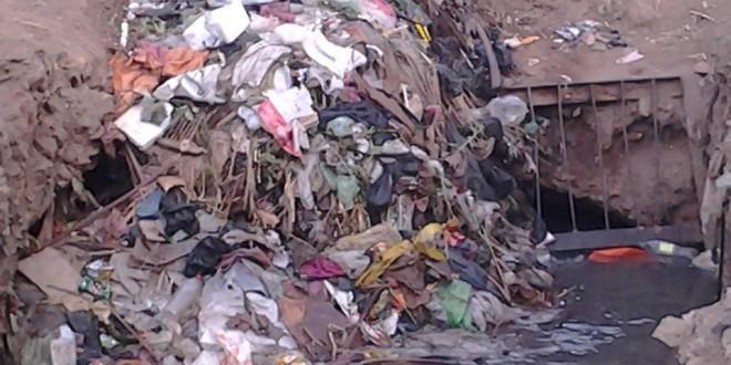 الفيوم تغرق في تلال القمامة وسط غياب المسؤولين (صور)