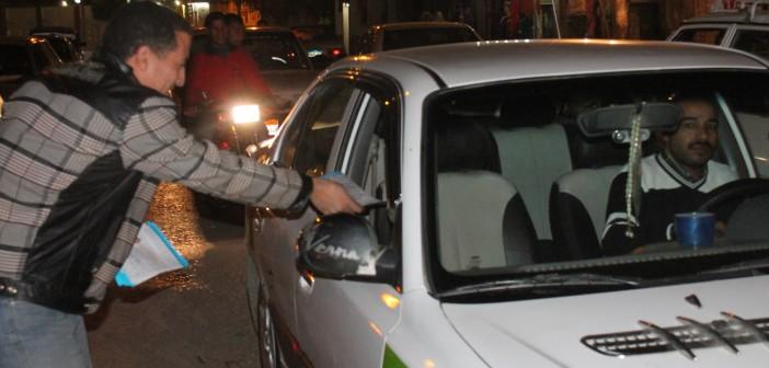 مسيرة بالسيارات لـ«مستقبل وطن» بالفيوم احتفالا بالانضمام لتحالف الجنزوري (صور)