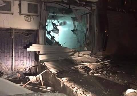 بالصور.. 5 انفجارات تضرب حلوان.. و«كنتاكي» ومدرسة في مرمى القنابل