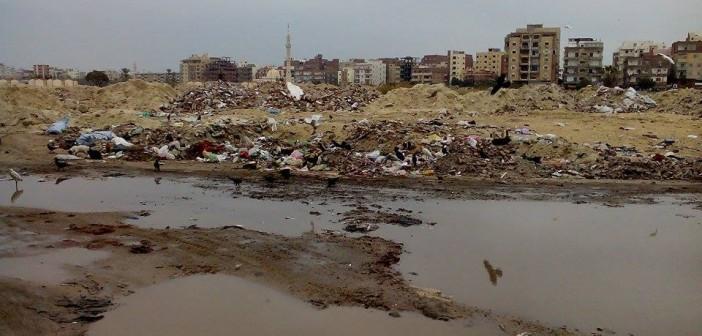 فيديو وصور.. ثلاثية القمامة و«الرتش» والصرف تحاصر مواطني الإسماعيلية