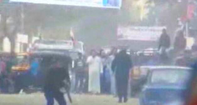 مقتل مواطن في اشتباكات الأمن والإخوان بحدائق حلوان