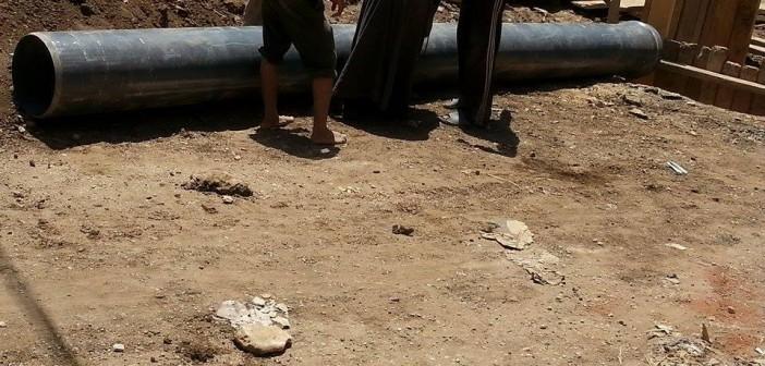 الصرف الصحي في الأقصر يهدد بكارثة صحية وبيئية