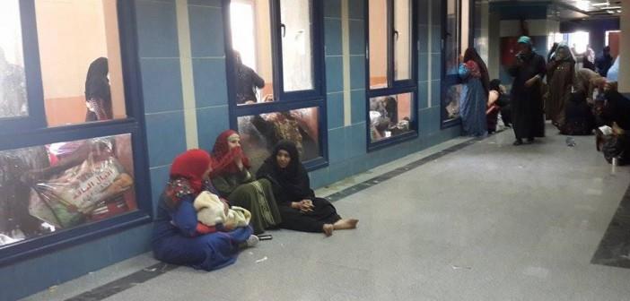 بالصور.. مستشفى المنيا الجامعي للولادة: «الوضع» في ظروف غير آدمية