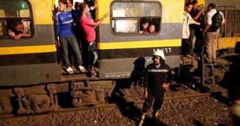 قطارات خط المناشي