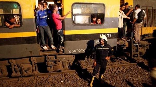 قطارات «المناشي».. سكة المنسيون على قضبان «فراملات الهوا»