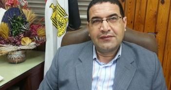 الاستاذ عبد العظيم رمضان رئيس مجلس ومدبنه دكرنس السابق