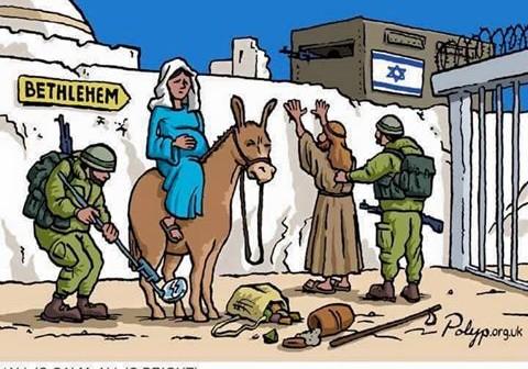 بيت لحم في عيد الميلاد: الاحتلال ينزع الفرحة