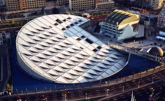 افتتاح معرض «متر X متر» للإبداع في مكتبة الإسكندرية اليوم