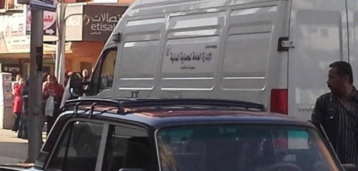 بالصور.. إبطال مفعول قنبلة في سوهاج كانت تستهدف رئيس حي شرق