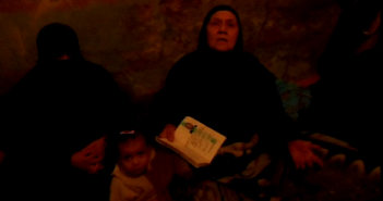 والدة    احد المفقوديين