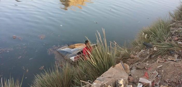 بالصور.. دون استجابة: حادث جديد على طريق بسوهاج بعد شهرين من تجاهل المحافظ