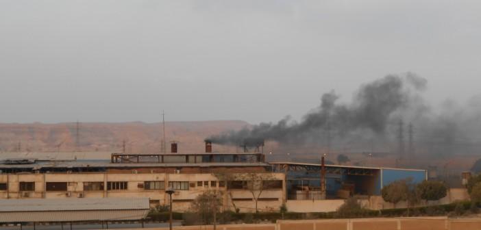 فيديو.. «اليو مصر» تلوث الهواء وتسبب الأمراض للمواطنين دون رقابة