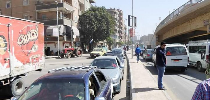 طوابير أزمة الوقود.. صور لا يراها محافظ سوهاج