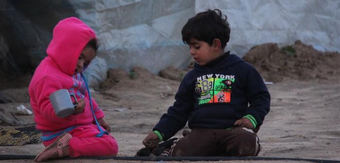 معاناة عشرات العائلات في رفح الفلسطينية بسبب العدوان الإسرائيلي الأخير