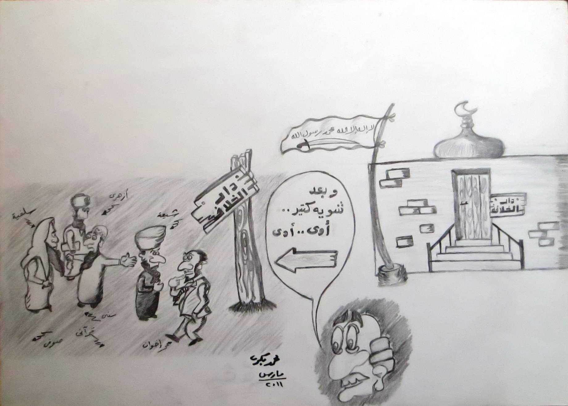 تشعب الفرق الإسلامية