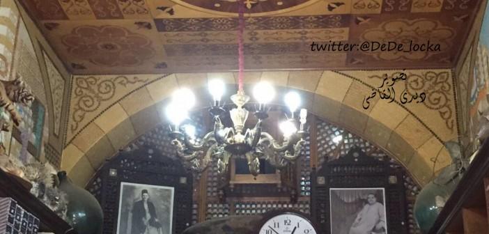 عبق التاريخ في شوارع زنقة الستات في الإسكندرية (صور)