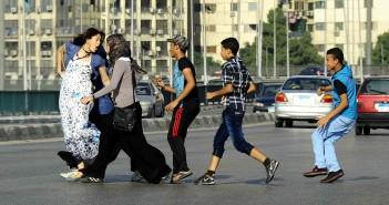 تحرش في مصر
