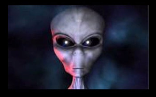 ساخر.. أول لقاء مع كائن فضائي هبط في مصر (فيديو)