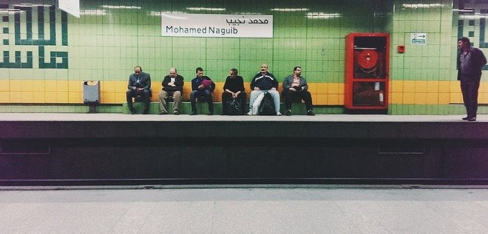 حكايات في المترو «10»: «يا عم بقولك ده صيني»