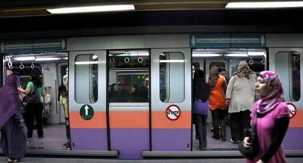 حكايات في المترو «4»: أسرار عربة السيدات