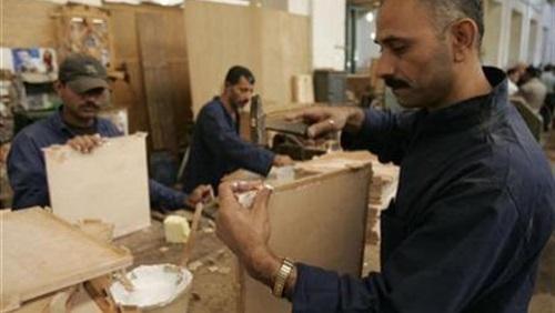 الركود مازال يسيطر على تجارة الأثاث في دمياط