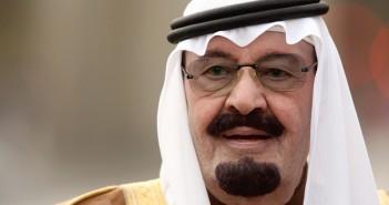 الملك عبدالله عاهل السعودية