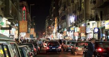 القاهرة شوارع