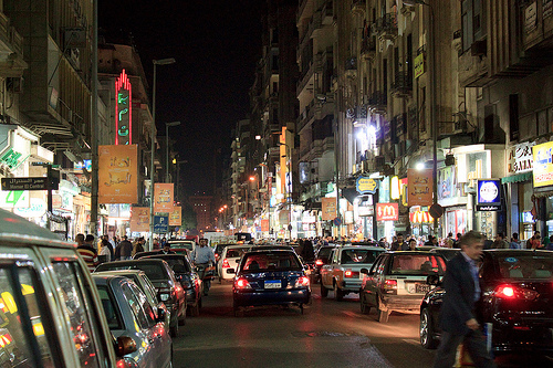 مينا وجدي يكتب عن المرور في مصر: لا سحر ولا شعوذة