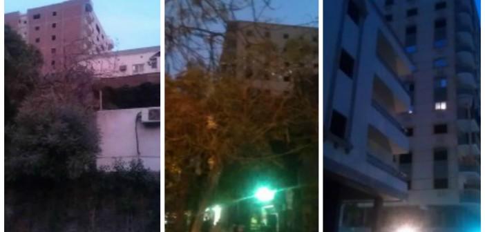 صور.. تشويه المعادي: أبراج مخالفة قضت خرسانتها على المساحات الخضراء والفيلات القديمة