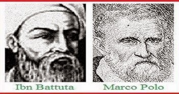 Ibn Battuta and Marco Polo