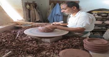 صناعة الفخار في الأقصر ـ حسن فتحي ، عمارة الفقراء