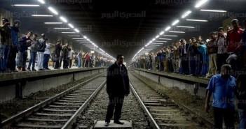 مترو (تصوير أيمن عارف)