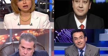 الإعلام المصري ، إعلاميون مصريون،