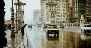 شتاء ـ الإسكندرية ـ شعر