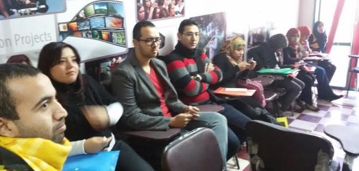 ورشة عمل لـ«صحفيون ضد التعذيب» في المنيا حول السلامة المهنية