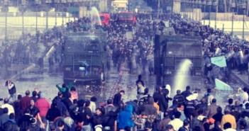 ثورة 25 يناير .. كوبري قصر النيل
