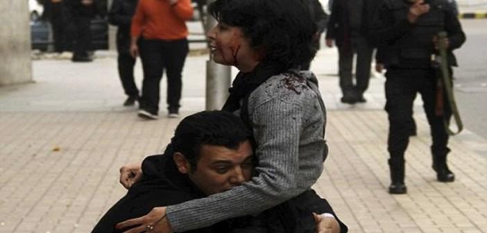 نص ما قالته صحفية شاهدة على مقتل شيماء الصباغ