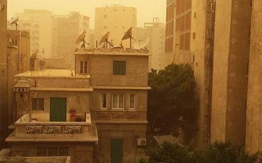الطقس في الإسكندرية .. فلمنج