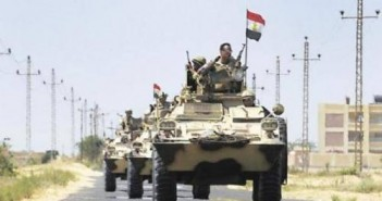 الجيش في سيناء