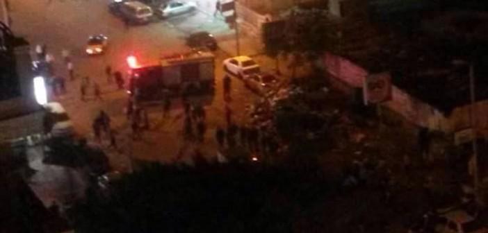 إصابة طفل في انفجار قنبلة بالإسكندرية.. والبحث عن أخرى بالعصافرة