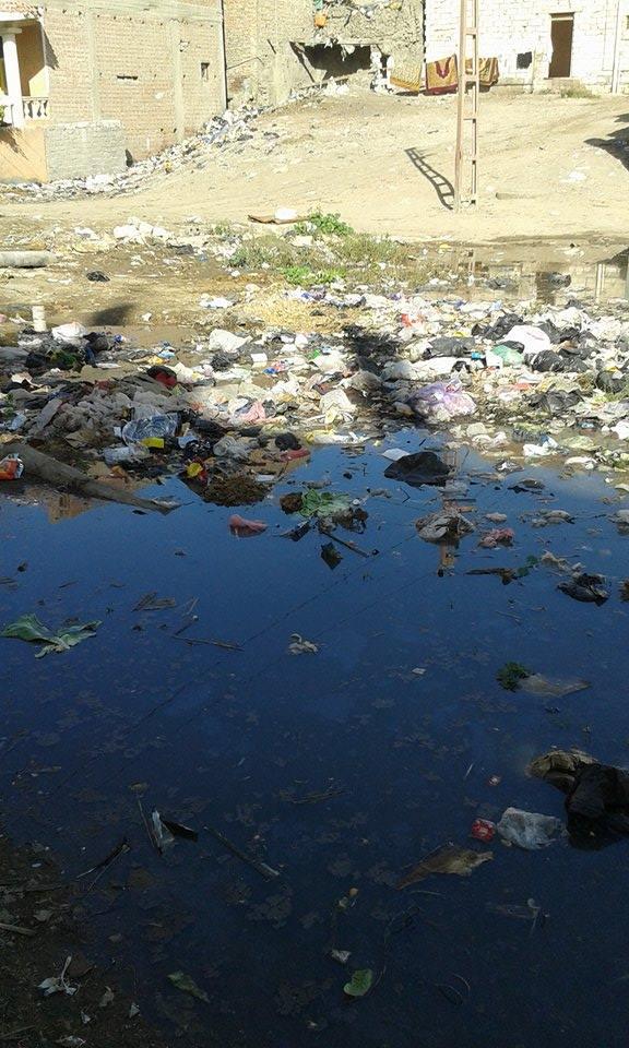 البحيرة: «سيدي غازي» بلا خدمات.. والحكومة تلاحق المواطنين