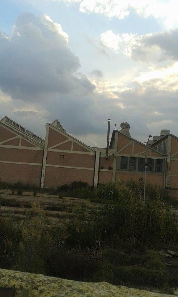 مباني شركة مدينة صباغي البيضا  للمنسوجات