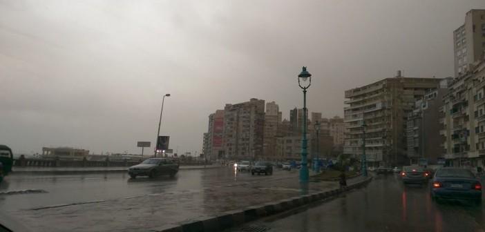 الطقس الإسكندرية