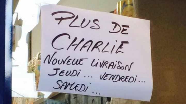 فرنسا .. شارلي إبدو